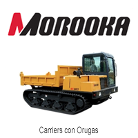 Morooka - Rubber Track Carriers